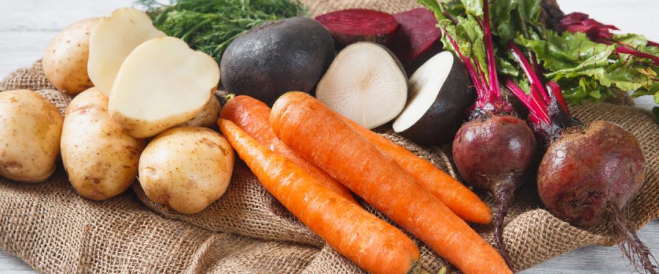 Овощи из Краснодара