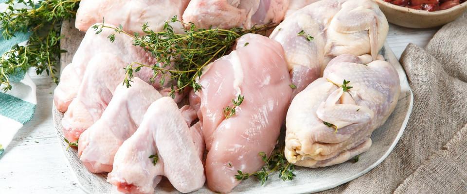 Фермерская курица в разделке от Марины Хван