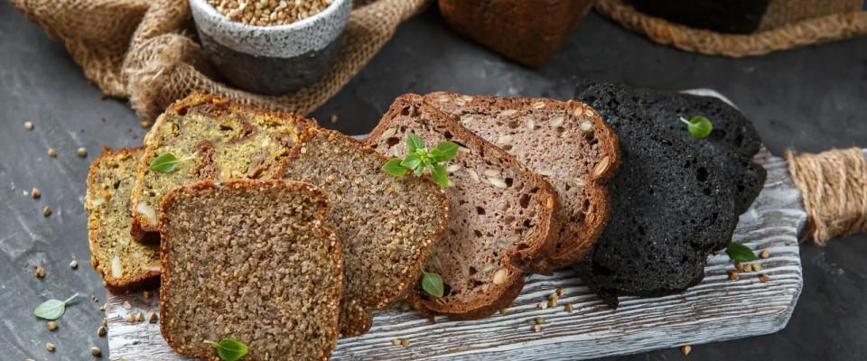 Хлеб без глютена от Grechka Bread