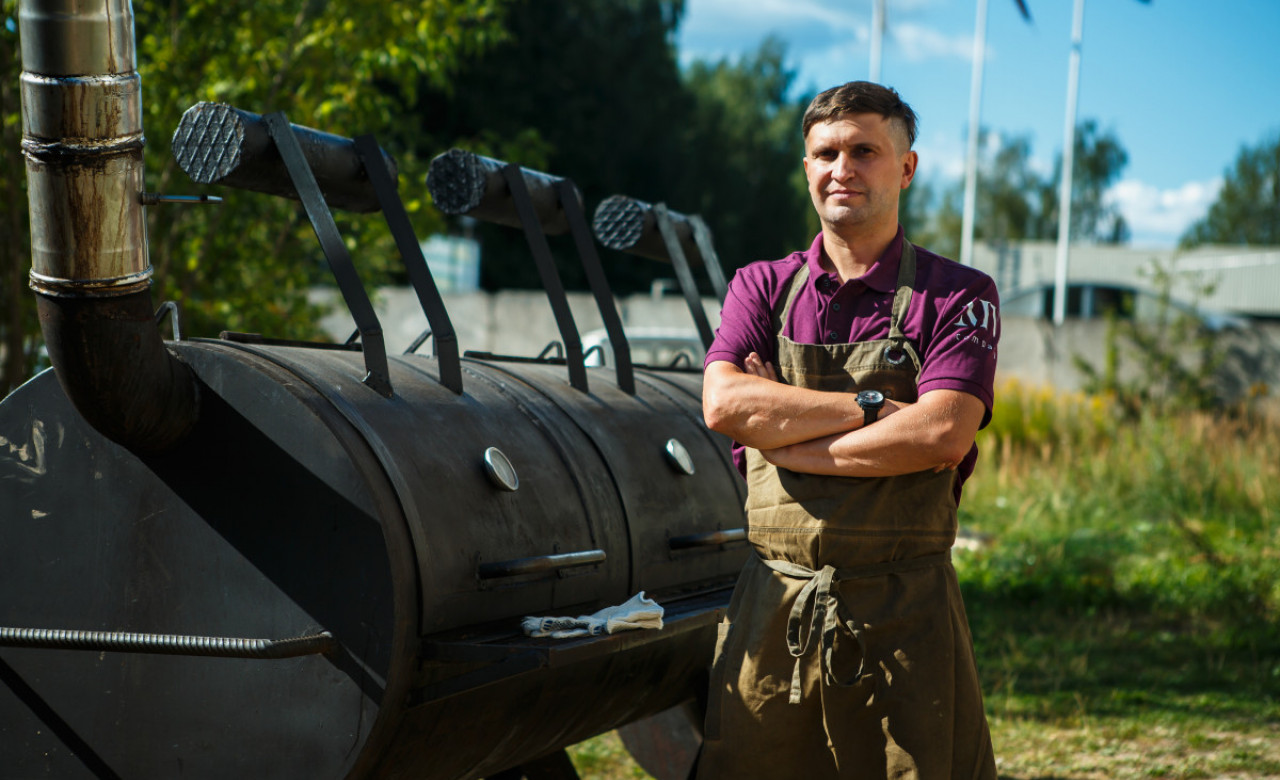 Александр Благодарв