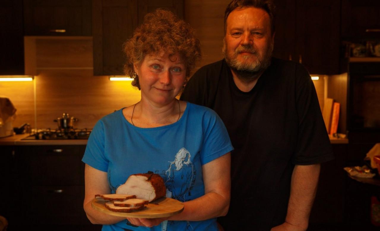 Ольга и Виктор Волковы