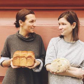 Дарья и Мария Мясищевы