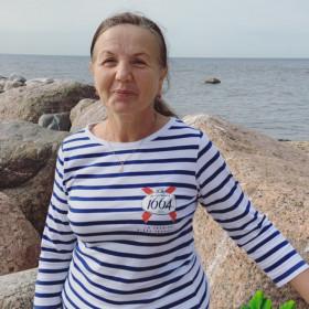 Ирина Евстюничева