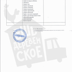 Приложение к декларации о соответствии ДЕСЕРТЫ 2/2