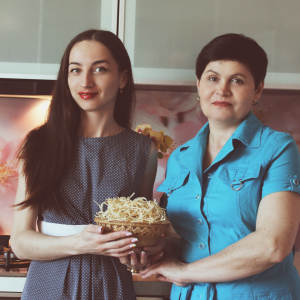Анастасия Ковдий