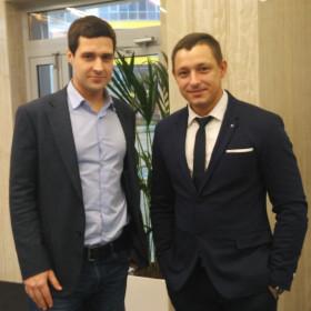 Алексей Григорьев и Александр Термосесов