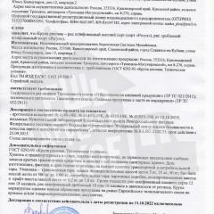 Декларация соответствия_рис шлифованный