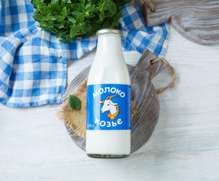 Молоко козье 2,8-5,5 %