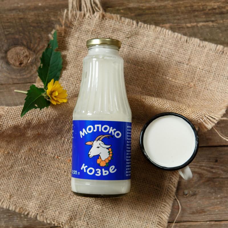Молоко козье 2,8-5,5 %от Елены ВарфоламеевойЦелебные свойства козьего молока были известны еще Гиппократу, однако и сейчас этот натуральный продукт считается средством от множества болезней. Козье молоко хорошо усваивается организмом и особенно благоприятно влияет на пищеварительную систему.<br><br>Вес мл.: 525