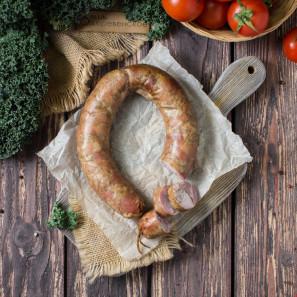 Колбаса из свинины
