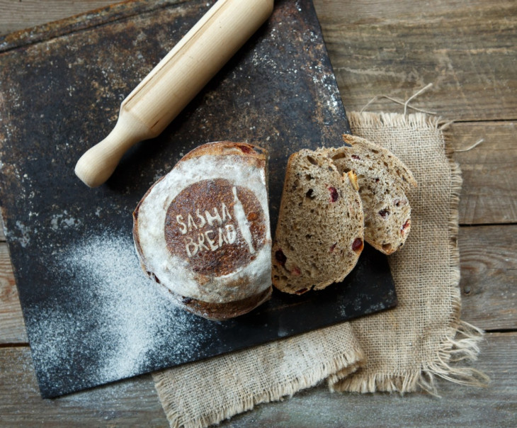 """Хлеб """"Фруктовый"""""""