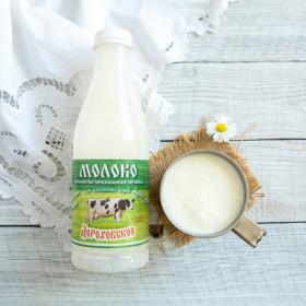 Молоко коровье 3,5 - 4,5%