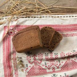 Хлеб Бородинский заварной