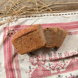 Хлебушек из пророщенного зерна, без муки
