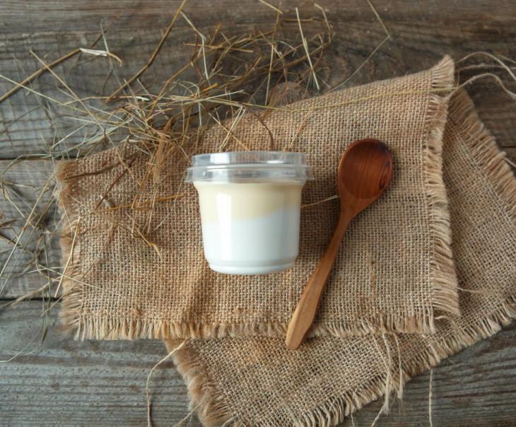 Мусс молочный маракуйя