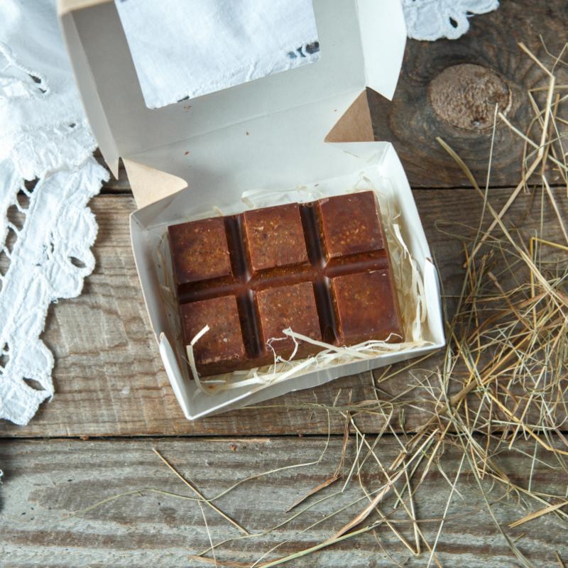 Шоколад фруктовый с кокосомВ составе этого шоколада нет ни грамма сахара, поэтому он совсем не навредит фигуре, а принесет только хорошее настроение и пользу!<br><br>Вес г.: 90
