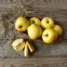 Яблоки Голден мини