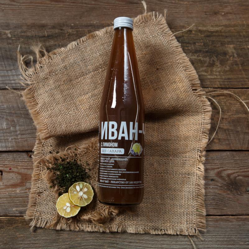 Иван-чай с лимоном маленькийИван-чай - традиционный русский травяной напиток, известный с самых давних времен, а в сочетании с лимоном он приобретает еще более приятный вкус и аромат. Попробуйте наш оригинальный рецепт, заряженный бодростью и витаминами!<br><br>Вес мл.: 500