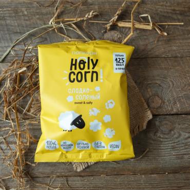 Кукуруза воздушная сладко-соленая