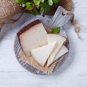 Сыр Кабра эль вино козий