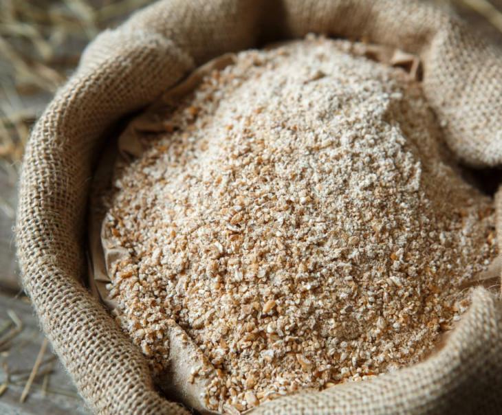 Крупчатка пшеничная дробленая
