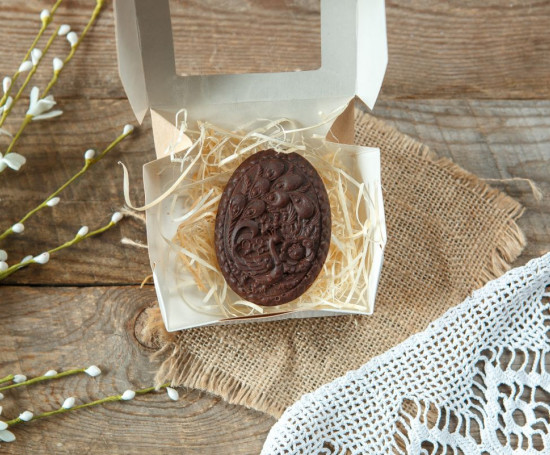 """Шоколад фруктовый с черносливом """"Жар-птица"""""""