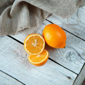 Лимон оранжевый
