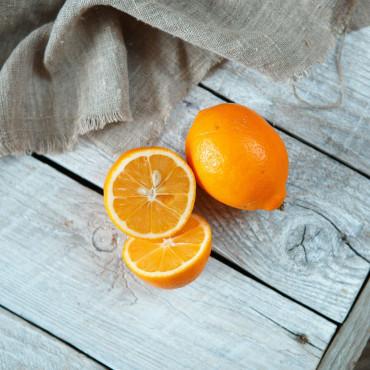 Лимон оранжевый абхазский