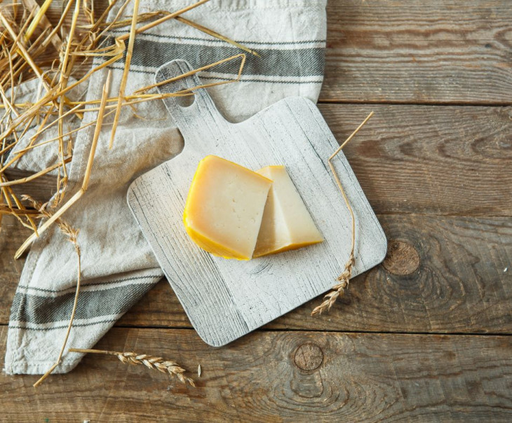 """Сыр """"Пиренейский"""" из козьего молока"""