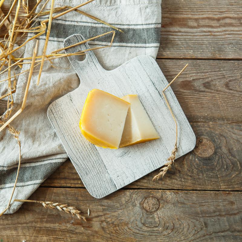 Сыр Пиренейский из козьего молокаПиренейский - острый, твёрдый прессованный французский сыр из козьего молока.<br><br>Вес г.: 150
