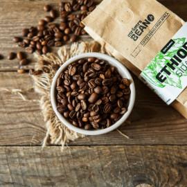 Кофе в зернах Сидамо