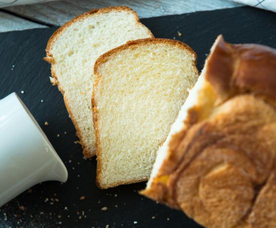 Хлеб молочный тостовый