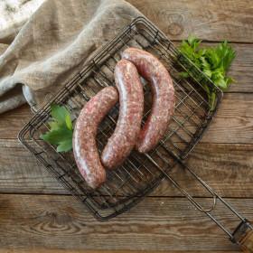 Колбаски для жарки и гриля из молодой говядины