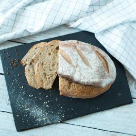Хлеб гречишный на закваске