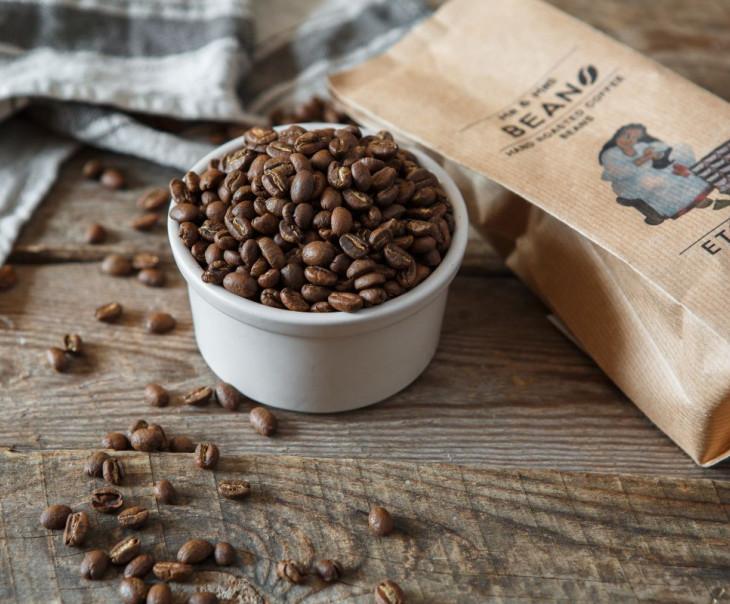 """Кофе в зернах """"Лиму"""""""