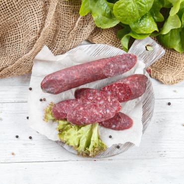 Колбаса сыровяленая Казанская халяль
