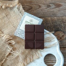 Шоколад ремесленный горький 70% маленький