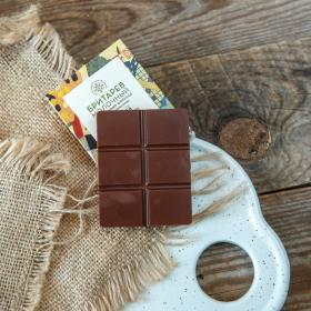 Шоколад ремесленный молочный 51%  маленький