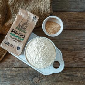 Био-хлеб пшеничный на закваске формовой