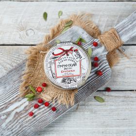 """Греческий йогурт """"Брусника"""" 3,2%"""