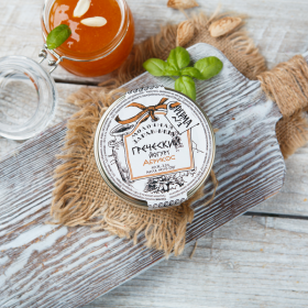 "Греческий йогурт ""Абрикос"" 3,2%"