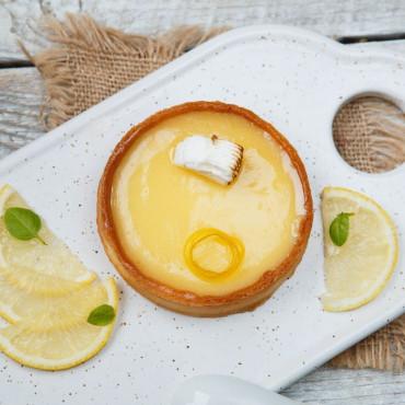 Тарталетка лимонная