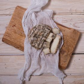 Сыр из козьего молока с прованскими травами