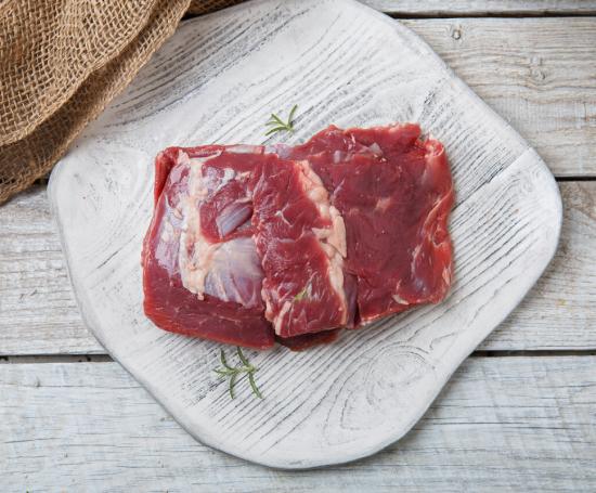 Толстый край молодой говядины