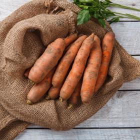 Морковь средняя