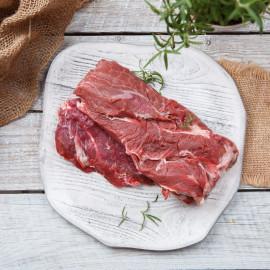 Лопатка свиная без кости из Венгерской Мангалицы