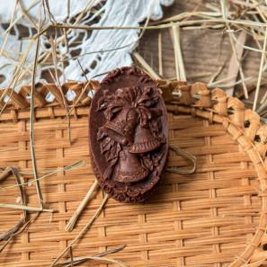 Шоколад фруктовый Колокольчик с кокосом