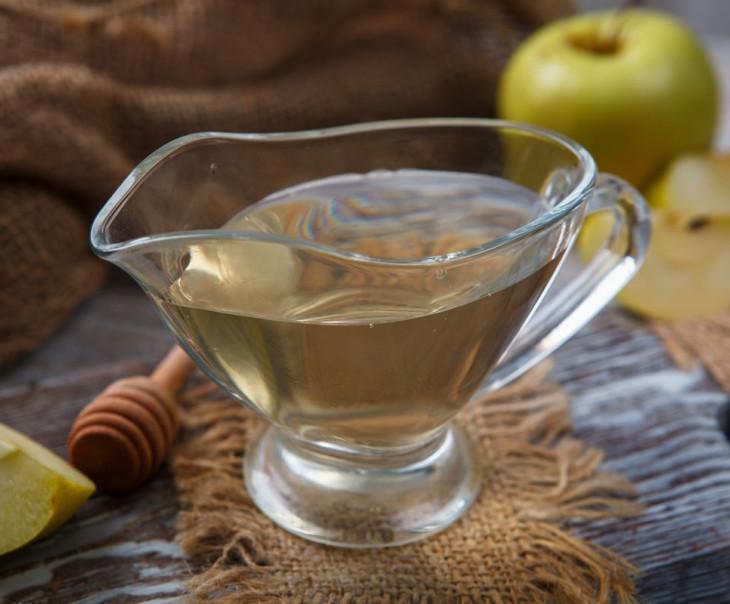 Уксус домашний медово-яблочный, 5%