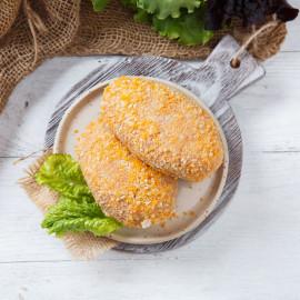 Зразы мясные с сыром