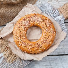 Кольцо песочное полбяное с арахисом